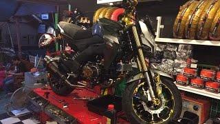 getlinkyoutube.com-รวมZ125สวยจากกลุ่ม Kawasaki Z125 Club
