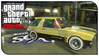 "getlinkyoutube.com-GTA 5 Hipster DLC - NEW ""Declasse Rhapsody"" Customization (The Lost & The Damned Car) [GTA V]"