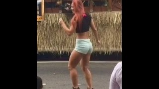 Sexy girls in Hollywood