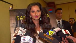 getlinkyoutube.com-Salman Khan Releases Sania Mirza's Autobiography - Ace Against Odds - Press Conference