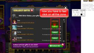 getlinkyoutube.com-Slotomania / Caesars // The faster way to collect your gifts
