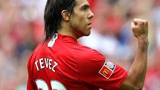 getlinkyoutube.com-Carlos Tevez's 34 Goals For Manchester United