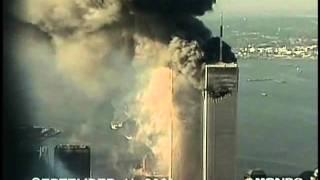 getlinkyoutube.com-9 11 Actual crash footage of 2nd plane