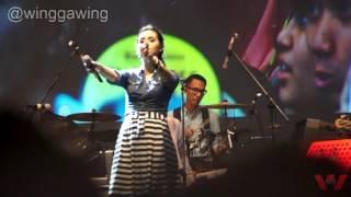 concert raisa live 2017