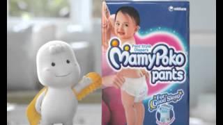 getlinkyoutube.com-MamyPoko Pants Cuckoo Clock television commercial_English