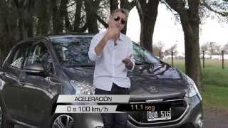 getlinkyoutube.com-Peugeot 208 Féline - Test - Matías Antico - TN Autos #42