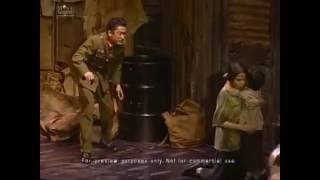 Miss Saigon - Thuy's Death /You Will Not Touch Him