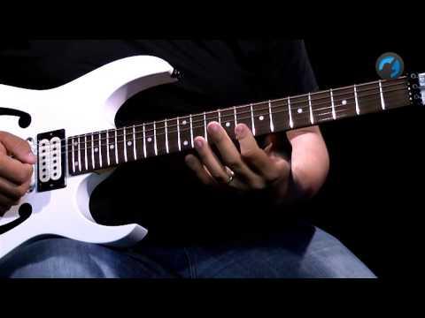 Aula T�cnica - Pentat�nica Oitavada - Aula de Guitarra