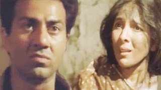 Sunny Deol Saves Life of Neena Gupta, Veerta - Action Scene 18/21