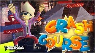 getlinkyoutube.com-Doritos Crash Course | Little Trip to the USA & Harry Becomes a Chicken! (Episode 1)