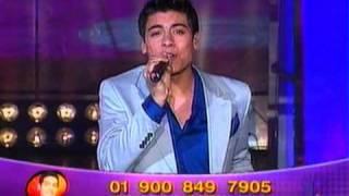 getlinkyoutube.com-Carlos Rivera - Burbujas de amor (La Academia 3)