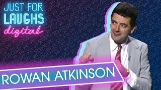 Rowan Atkinson Stand Up - 1989