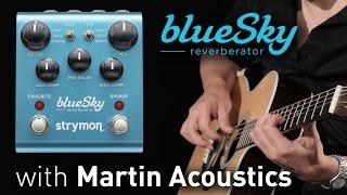 getlinkyoutube.com-Strymon blueSky Reverberator with Martin Acoustics