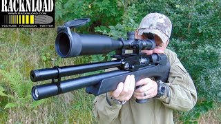 getlinkyoutube.com-Air Arms Galahad **FULL REVIEW** by RACKNLOAD