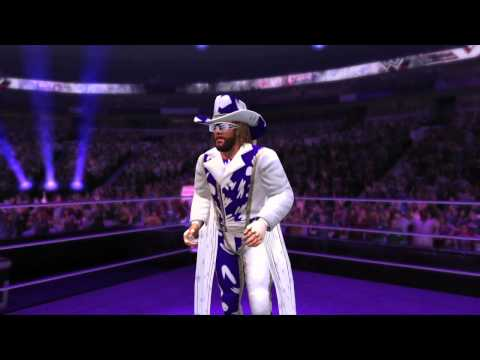 WWE 12 Legends DLC | Macho Man Randy Savage Entrance