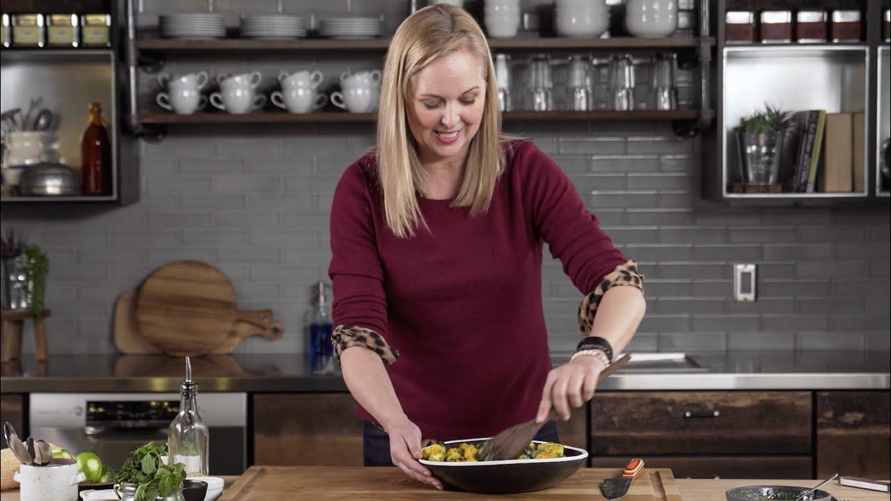 Blistered Curry Cauliflower with Amanda Haas thumbnail