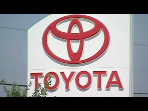 Toyota sales spike, doesn't lift shares