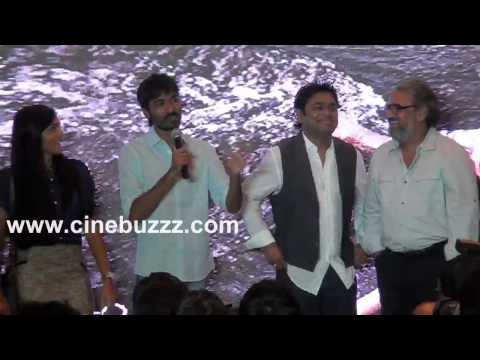 A R. Rahman at Mariyaan Movie Press Meet
