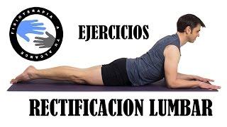 getlinkyoutube.com-Recitifacion lumbar, ejercicios y estiramientos para corregir la postura y aliviar el dolor