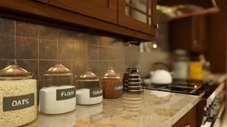 getlinkyoutube.com-Lumion 6 Render Design Kitchen
