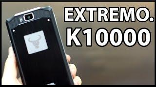 getlinkyoutube.com-El movil de 10.000 mAh - LA REVIEW del Oukitel K10000