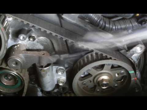 TOYOTA ENGINE REPAIR D4D CAM BELT