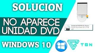 getlinkyoutube.com-✔SOLUCION: No aparece la unidad DVD en Windows 10 📀  📺