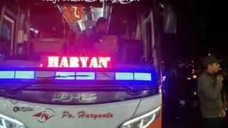 P.o Haryanto 129 in action konvoi bareng bejeu
