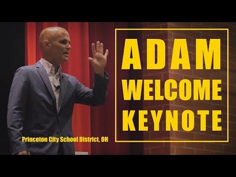 Adam Welcome