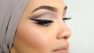 getlinkyoutube.com-How to: Winged Eyeliner Tutorial