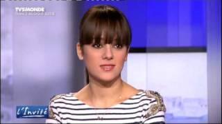 getlinkyoutube.com-Alizée  L'invité en TV5 monde