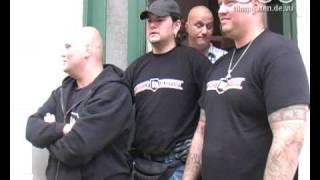 Naziangriff auf Antifademo in Wismar - das Original