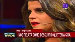 getlinkyoutube.com-¿Cómo María Carolina del Real descubrió que tenía Sida?