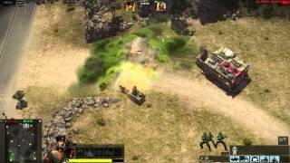 getlinkyoutube.com-Command & Conquer 2013 Alpha Gameplay - APA Taskmaster vs GLA Thrax (Toxin)