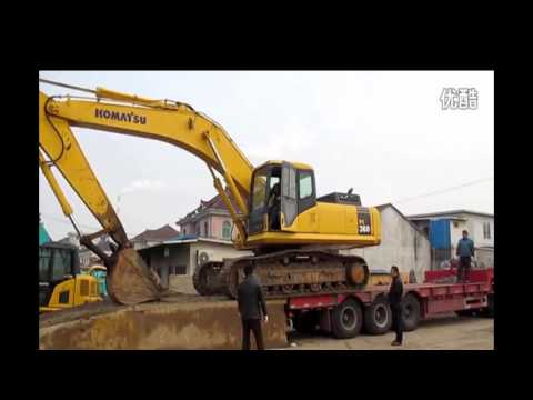 USED KOMATSU EXCAVATOR PC360-7,Japan Made Excavator,مستعملة حفارة كوماتسو