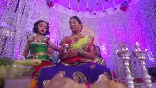 getlinkyoutube.com-Mahathi saree Ceremony Song