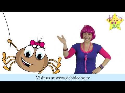 Nursery Rhyme - Incy Wincy Spider - Debbie Doo