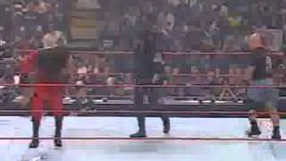 getlinkyoutube.com-Undertaker vs Kane WWF Championship Match (Stone Cold Guest Referee)