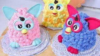 getlinkyoutube.com-เฟอร์บี้เค้ก Furby Cake