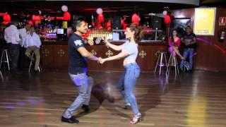 Bachata sensual   Cesar y Mary   Cancioncitas de amor - Romeo Santos