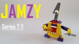 getlinkyoutube.com-LEGO Mixels SERIES 7 - 41560 Jamzy!