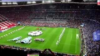 getlinkyoutube.com-UEFA Champions League Final 2012 Munich - Opening Ceremony