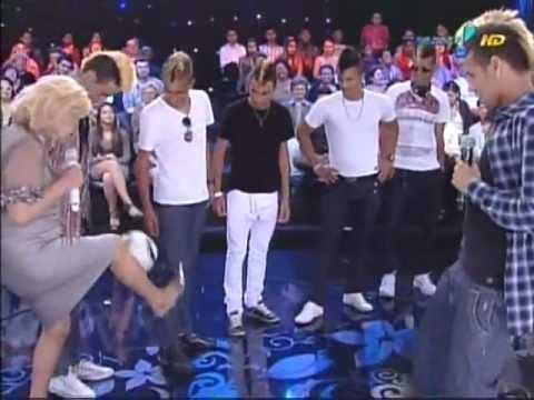 Sósias do Neymar No Programa Da Hebe