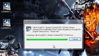 getlinkyoutube.com-طريقة لعب Call of Duty 4: MW بالإنترنت