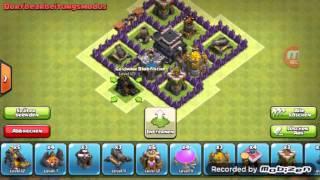 getlinkyoutube.com-Th4 War base anti giant and loons