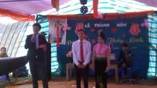 getlinkyoutube.com-Đám cưới Duy Sỹ - Thúy Linh Sông Mã Sơn La