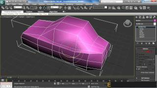 3dsmax car from scratch to UDK - part 1 of 10