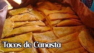 TACOS DE CANASTA | TACOS SUDADOS | TACOS AL VAPOR | CC ENGLISH | Ricardo Renteria