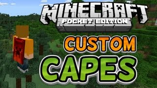 getlinkyoutube.com-MINECRAFT PE CUSTOM CAPES (IOS/ANDROID) [0.15.9]
