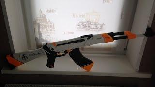 getlinkyoutube.com-Gun Build: AK-47 Asimov. Part 2 [Time Lapse]